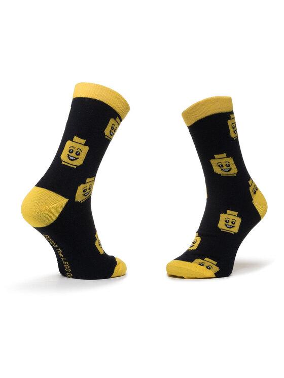 LEGO Wear LEGO Wear Sada 3 párů dětských vysokých ponožek 22559 Barevná