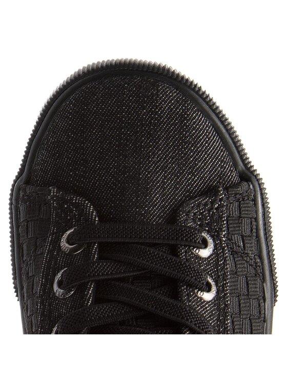 Guess Guess Sneakers FIBEN3 DEN12 Noir