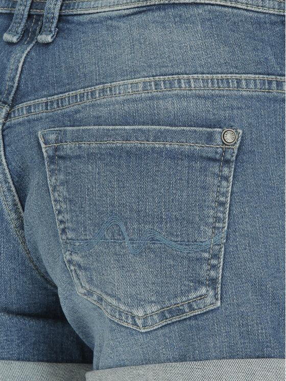 Pepe Jeans Pepe Jeans Jeansshorts PL800685 Blau Regular Fit