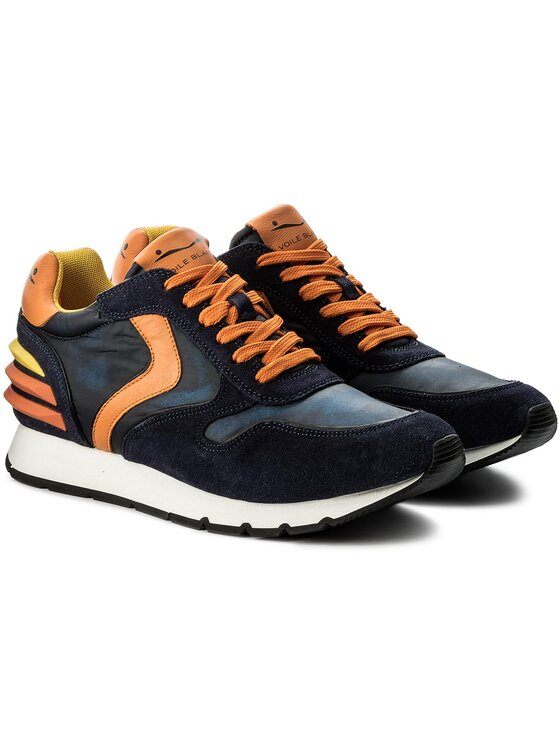 Voile Blanche Voile Blanche Sneakersy Liam Power 0012012246.03.9123 Tmavomodrá