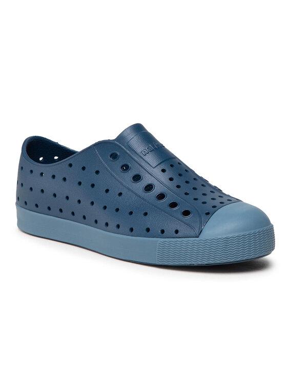 Native Sportbačiai Jefferson 12100100-4750 Tamsiai mėlyna