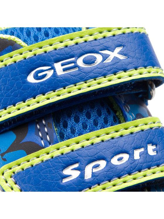 Geox Geox Сникърси B Todo B. A B9284A 0BC14 C4344 M Син