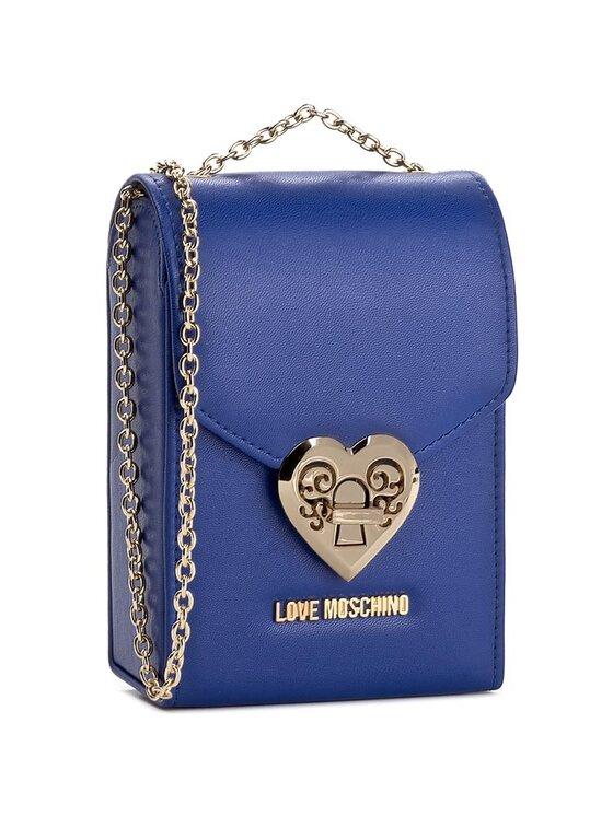LOVE MOSCHINO LOVE MOSCHINO Borsa JC4126PP14LT0750 Blu scuro