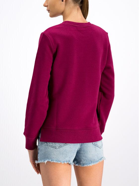 Tommy Hilfiger Tommy Hilfiger Sweatshirt WW0WW24850 Bordeaux Regular Fit