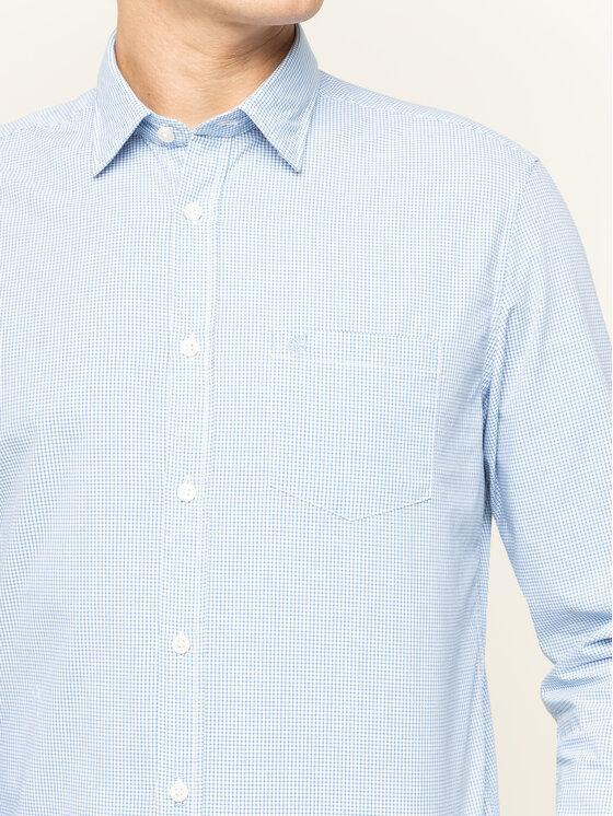 Marc O'Polo Marc O'Polo Chemise 020 7451 42188 Bleu Regular Fit