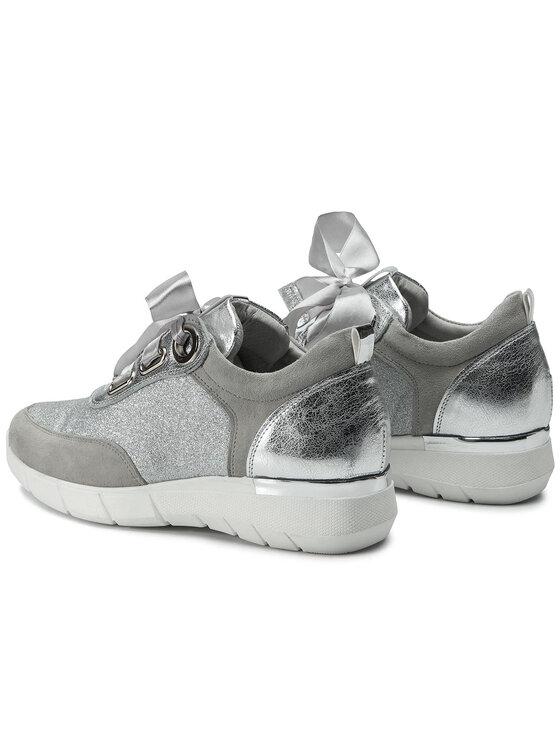 Karino Karino Sneakersy 2912/127-P Szary
