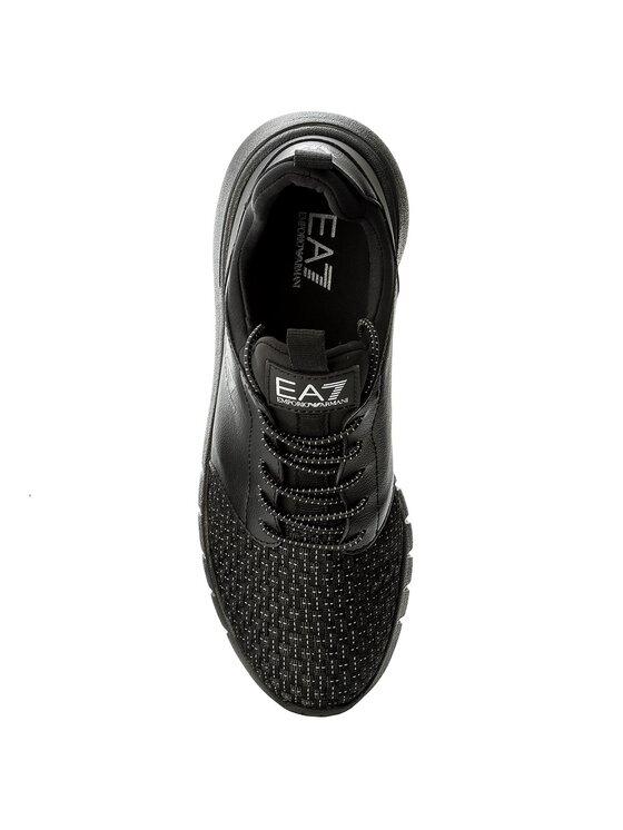 EA7 Emporio Armani EA7 Emporio Armani Sportcipő 248054 8P299 00020 Fekete