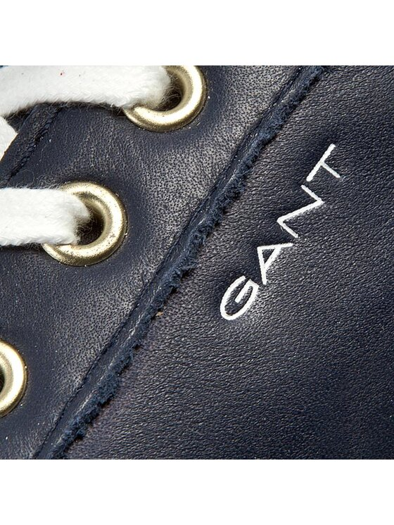 Gant Gant Halbschuhe Alice 12531002 Dunkelblau