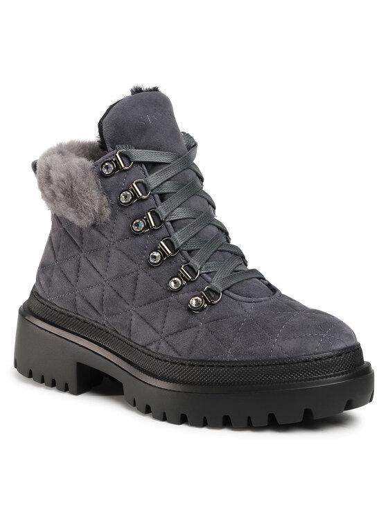 Stokton Žygio batai BLK17-FW20 Pilka
