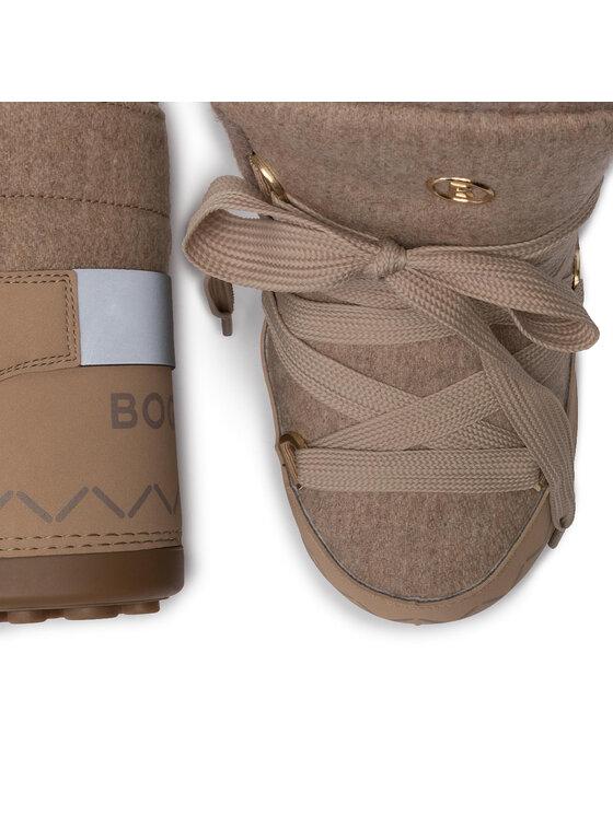 Bogner Bogner Μπότες Χιονιού Trois Vallees 8A 393-1584 Μπεζ