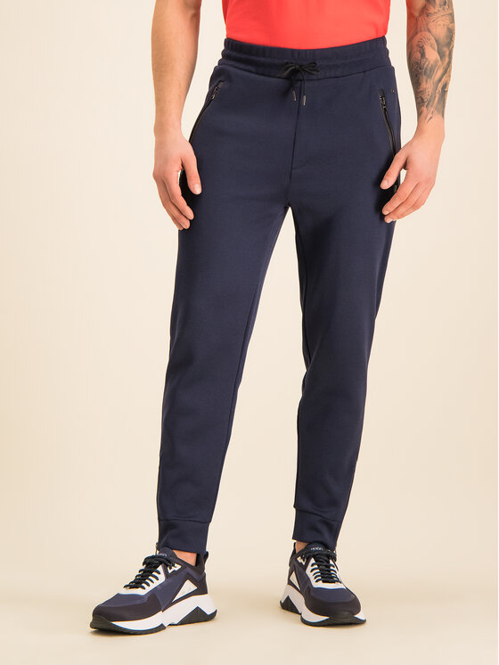 Hugo Hugo Pantalon jogging Dangun 50414146 Bleu marine Regular Fit