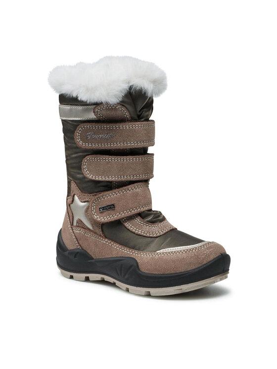 Primigi Primigi Śniegowce GORE-TEX 8383911 S Brązowy