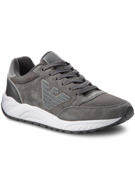 EA7 Emporio Armani EA7 Emporio Armani Sneakers X8X022 XK029 00078 Gri