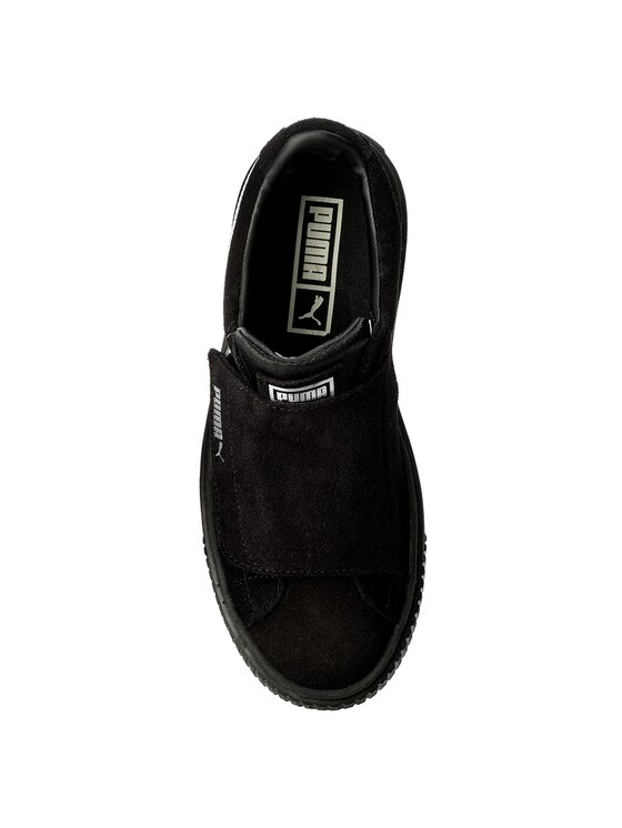 Puma Puma Sneakers PlatformStrap Satin Ep Wn 366009 02 Negru