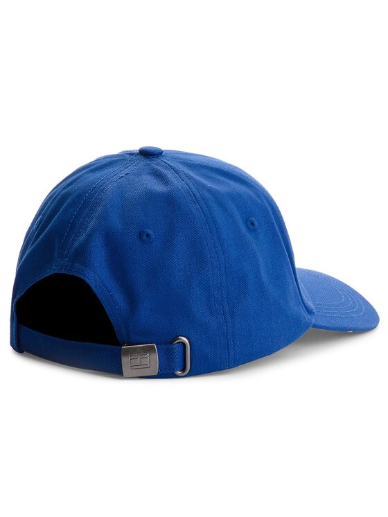 Tommy Hilfiger Tommy Hilfiger Καπέλο Jockey Classic BB Cap AW0AW06020 Μπλε