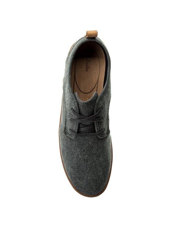 Clarks Clarks Обувки Mapped Mix 261322787 Сив