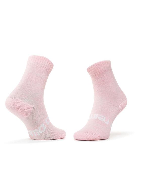 Reima Reima Dámské klasické ponožky Warm Woolmix 527309 Růžová
