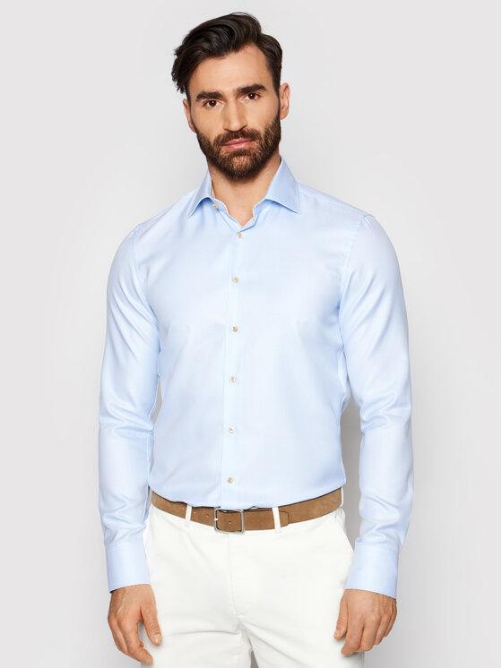 Stenströms Marškiniai 784771 2390 Mėlyna Slim Fit