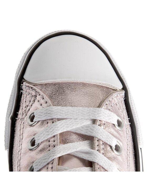 Converse Converse Scarpe da ginnastica Ctash Dainty Ox 555907C Oro
