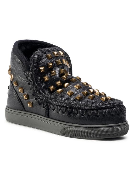 Mou Batai Eskimo Sneaker Pyramid FW111022C Juoda
