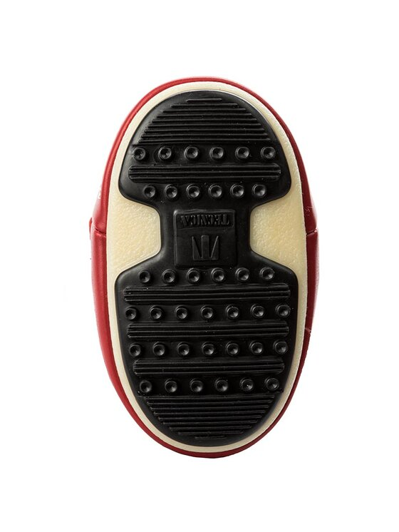 Moon Boot Moon Boot Schneeschuhe Mini Nylon 14004300003 Rot