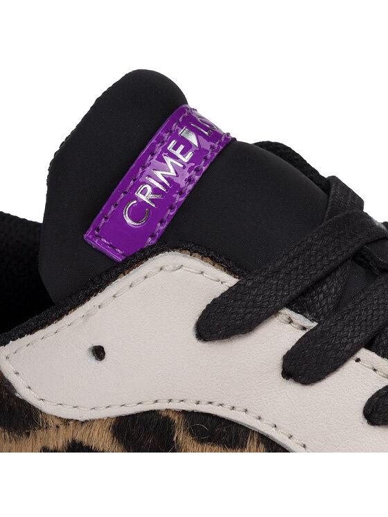 Crime London Crime London Sneakersy Mercer 25300AA2.20 Hnědá