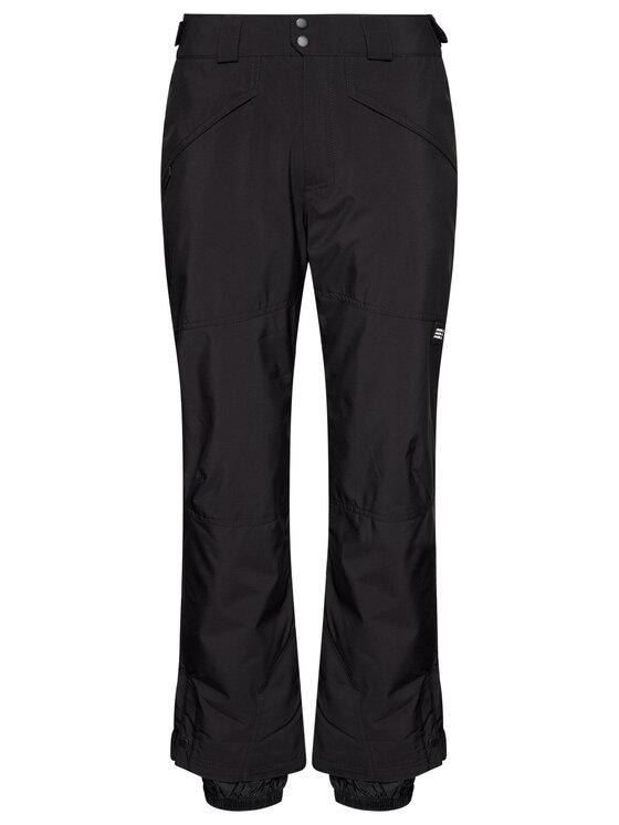 O'Neill O'Neill Spodnie narciarskie Hummer 0P3019 Czarny Regular Fit