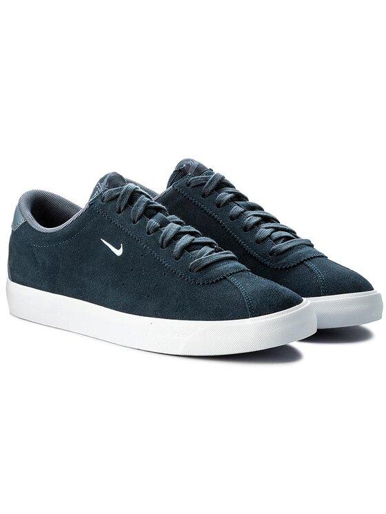 Nike Nike Обувки Match Classic Suede 844611 404 Тъмносин