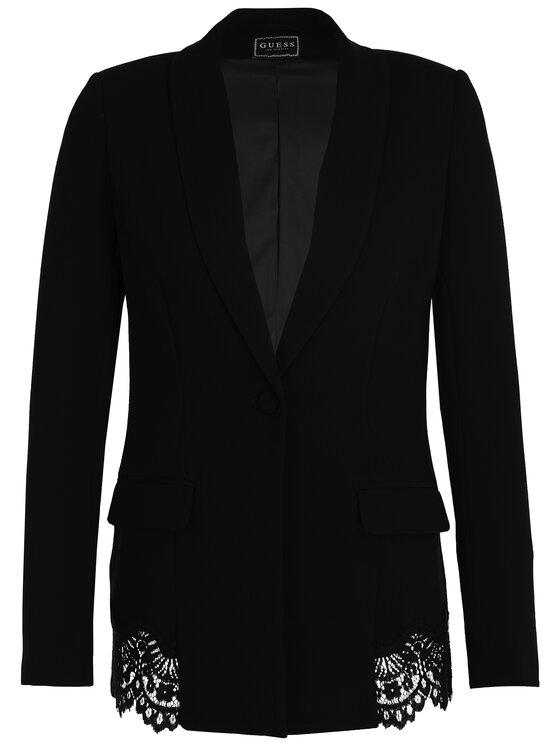 Guess Guess Blazer W93N48 W96R0 Noir Regular Fit
