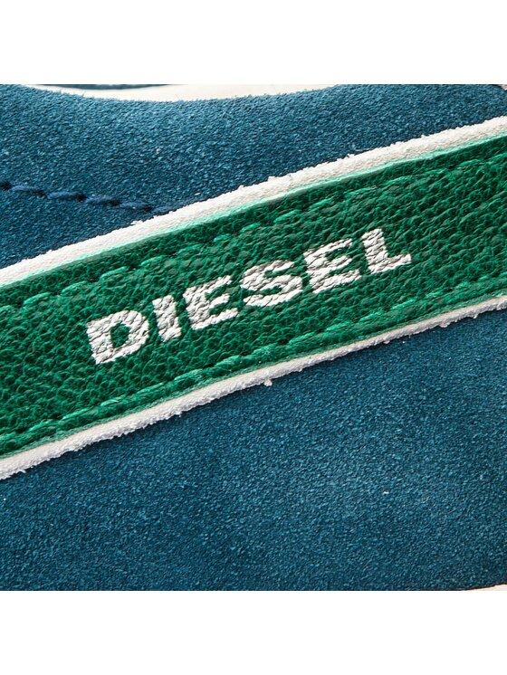 Diesel Diesel Sneakers D-String Low Y01641 P1345 H6614 Blu scuro