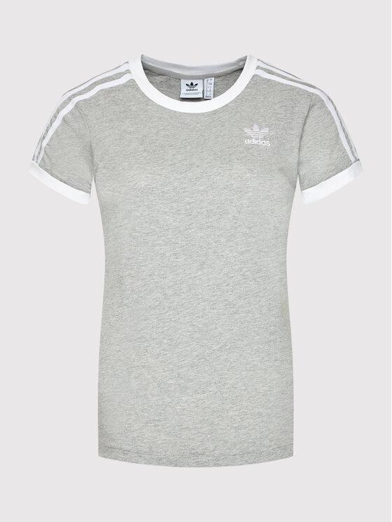 adidas adidas T-shirt adicolor Classics 3-Stripes H33576 Siva Standard Fit