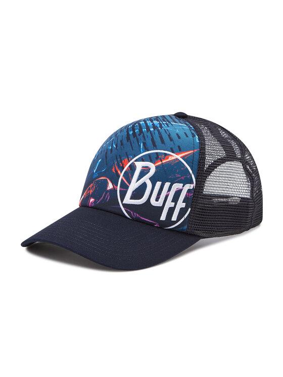 Buff Kepurė su snapeliu Trucker Cap 125579.555.30.00 Tamsiai mėlyna