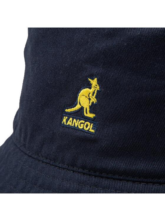 Kangol Kangol Bucket kapa Washed K4224HT Tamnoplava