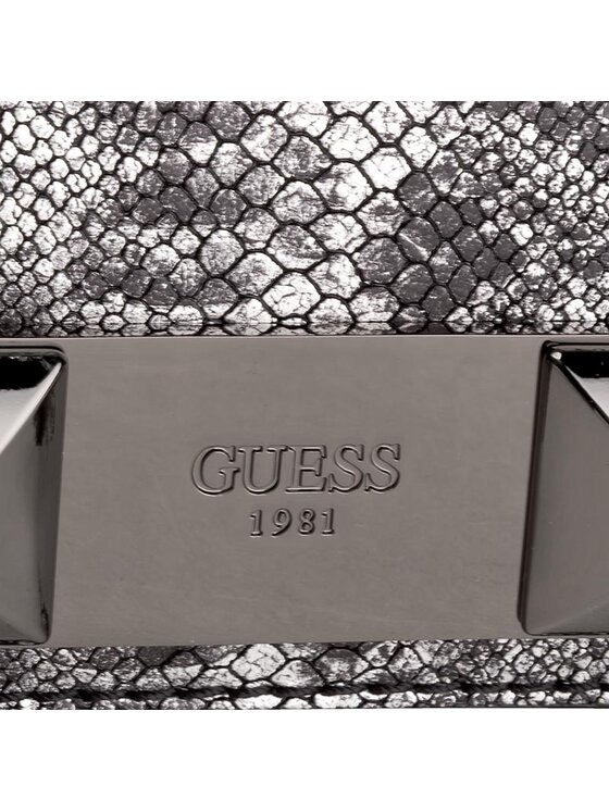 Guess Guess Handtasche Fall In Love (PM) Evening-Bags HWPM67 90270 Schwarz