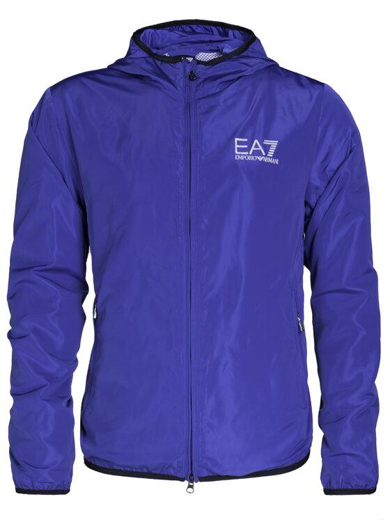 EA7 Emporio Armani EA7 Emporio Armani Átmeneti kabát 8NPB04 PNN7Z 1582 Sötétkék Regular Fit