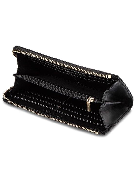 Calvin Klein Calvin Klein Nagy női pénztárca Mono Block Large Zip K60K604693 Barna