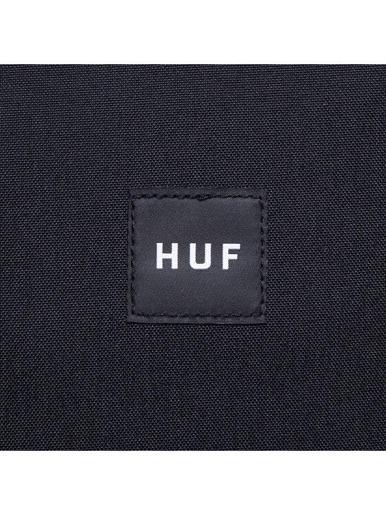 HUF HUF Plecak Standard Issue Bag AC00449 Czarny