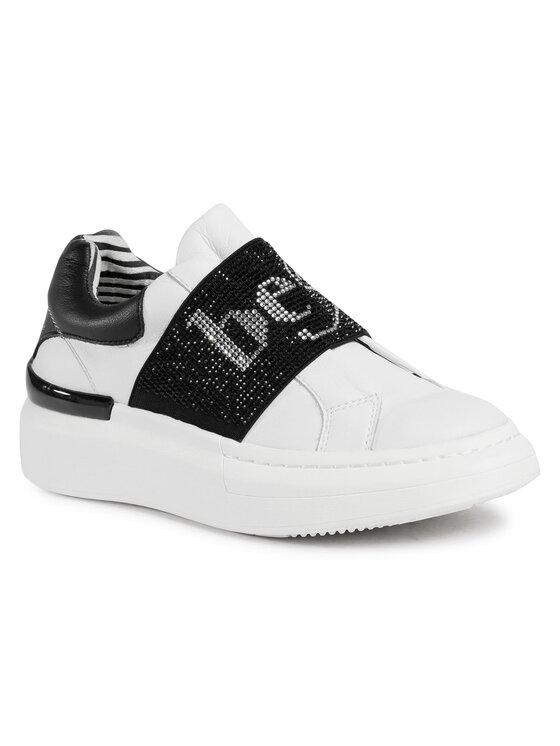 Blumarine Laisvalaikio batai E07ZBSE4 Balta