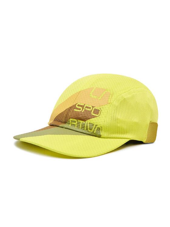 La Sportiva Kepurė su snapeliu Stream Cap Y35712713 Geltona