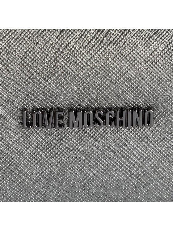 LOVE MOSCHINO LOVE MOSCHINO Smink táska JC5392PP06LQ0906 Ezüst
