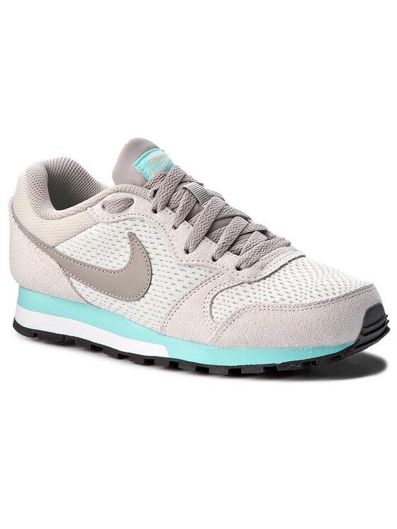 Nike Nike Scarpe Wmns Nike Md Runner 2 749869 101 Grigio