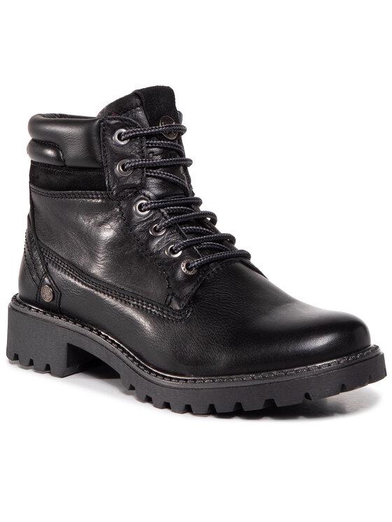 Wrangler Aulinukai Creek Leather WL02501A Juoda
