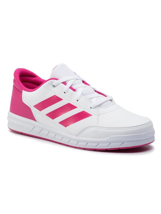 adidas adidas Обувки AltaSport K D96870 Бял