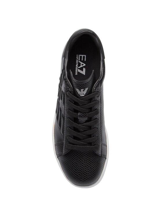 EA7 Emporio Armani EA7 Emporio Armani Sneakers X8X001 XK002 00002 Negru