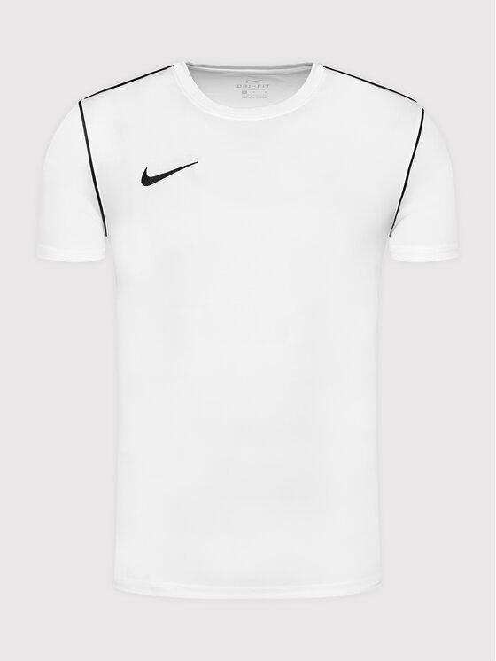 Nike Nike Koszulka techniczna Dri-Fit BV6883 Biały Regular Fit