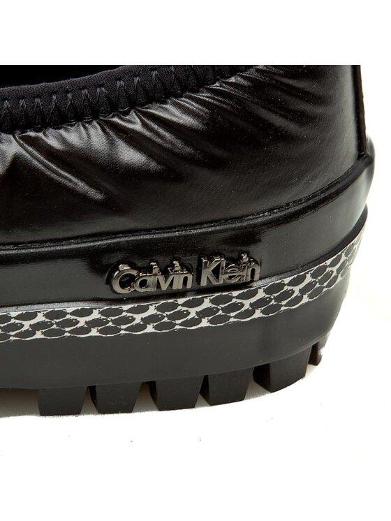 Calvin Klein Calvin Klein Félcipő Sybil Quilted N11835 Fekete