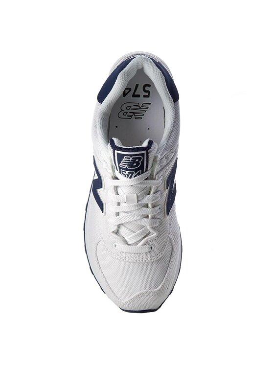 New Balance New Balance Sneakersy ML574HRW Biały