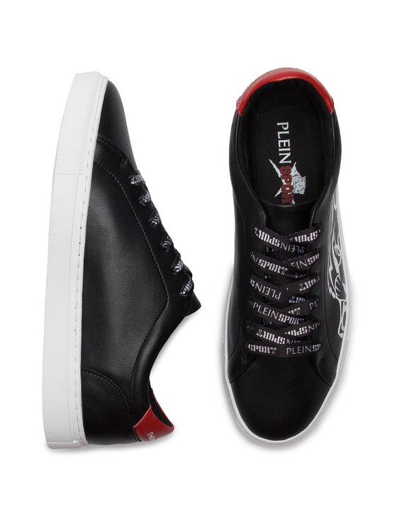 Plein Sport Plein Sport Sneakers Lo-Top Sneakers Tiger S19S MSC2061 STE003N Negru