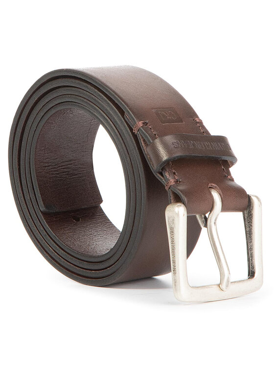 Calvin Klein Jeans Calvin Klein Jeans Férfi öv J 3,5 Cm Classic Belt K50K504901 Barna