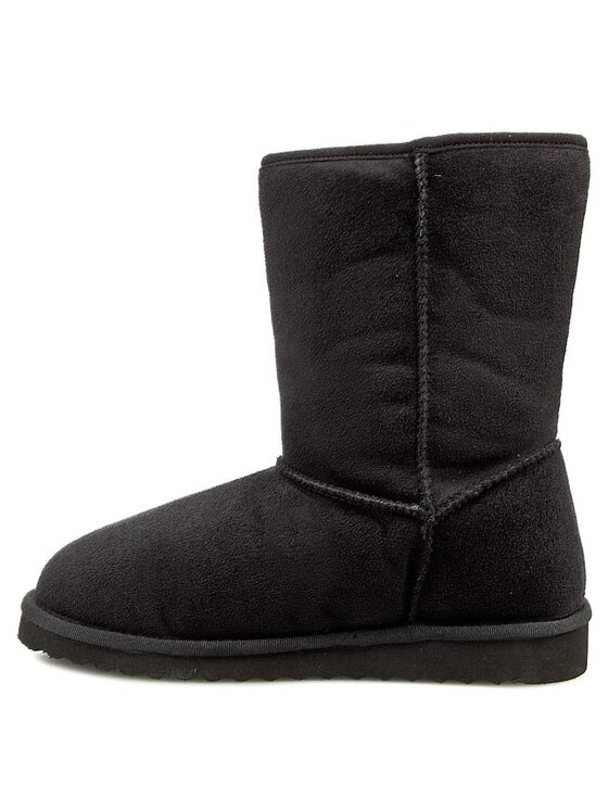 LOVE MOSCHINO LOVE MOSCHINO Pantofi JA24122H0JJV100A Negru